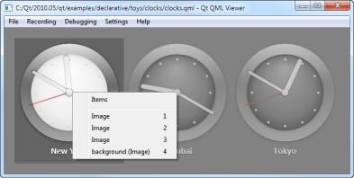 Qt Creator : Debugging Qt Quick Projects