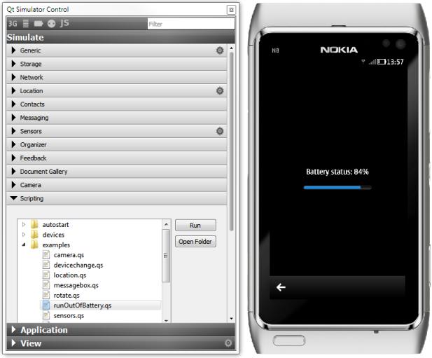 Qt Creator : Creating a Qt Quick Application Using Qt Quick Components
